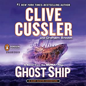 Ghost Ship Hörbuch