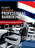 Student CD for Milady's Standard Professional Barbering