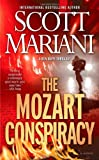 The Mozart Conspiracy, Scott Mariani, 1439193371