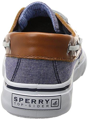 Sperry Top-Sider Mens Bahama Chambray Fashion Sneaker Navy vw3mMI1btb