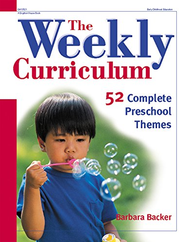 The Weekly Curriculum Book: 52 Complete Preschool (Halloween Theme Preschool)