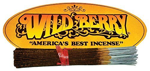 (100pc Wildberry Incense Bundle - Wizard by Wild Berry)