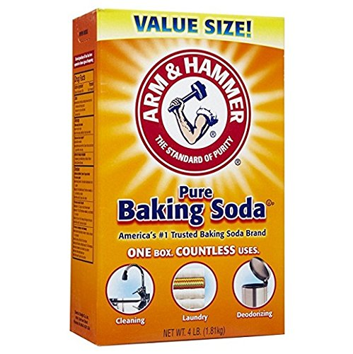 Arm & Hammer Baking Soda - 64 oz by Arm & Hammer (Image #1)