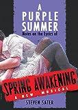 A Purple Summer, Steven Sater, 1557838240