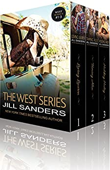 The West Series Books 1-3: Contemporary Romance Series (West Series Boxset) by [Sanders, Jill]