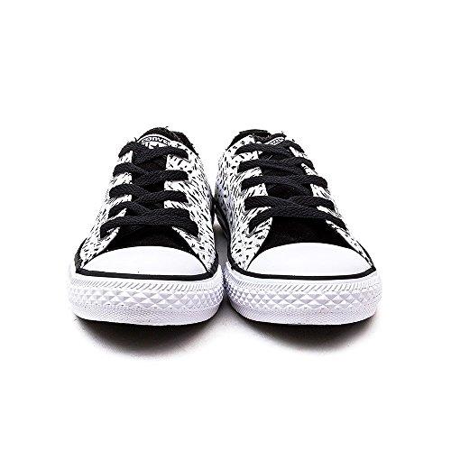 Converse  Ct Bb Animal Ox,  Unisex Kinder Kurzschaft Stiefel Weiß