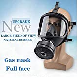 Full Mask Gas Mask, Accessories Respirator