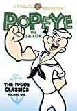 DVD : Popeye: The 1960's Animated Classics Collection (1960)