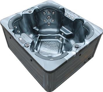 Indoor whirlpool 4 personen  Vasa-Fit, Whirlpool W180, Whirlpool aus hochwertigem Sanitäracryl ...