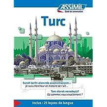 Turc (Guide de conversation français) (French Edition)
