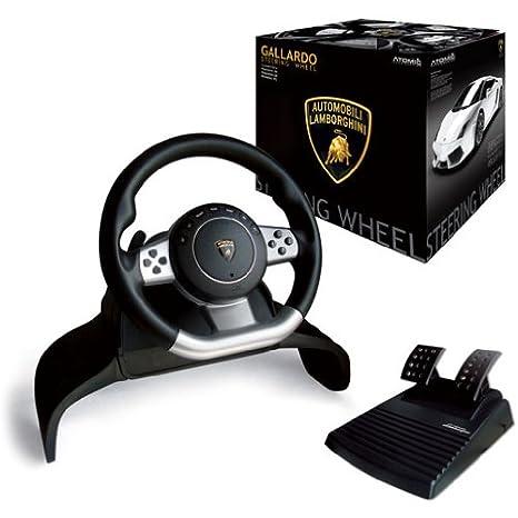 Volant Lamborghini Gallardo , Atomic Amazon.fr Jeux vidéo