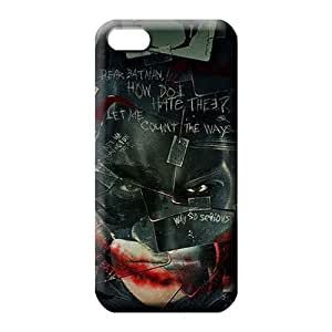 iphone 5 5s Heavy-duty PC Awesome Phone Cases mobile phone carrying cases batman jokercards