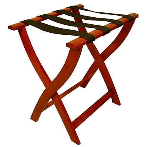 The Classic Cherry Luggage Rack by AitLuggage