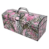 Sainty International 24-072 Mc2 Pink Art Deco Tool Box