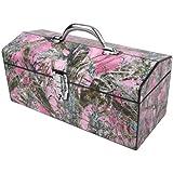Sainty Art Works 24-072 Mc2 Pink Art Deco Tool Box