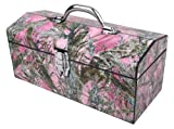 Sainty Art Works Toolbox Best Deals - Sainty Art Works 24-072 Mc2 Pink Art Deco Tool Box