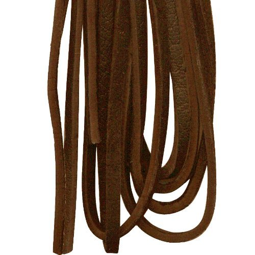 Amazon.com  FootMatters Leather Boot   Shoe Laces - 36 Inch - Dark Brown -  4 to 5 Eyelets  Home   Kitchen 23476ef9d172