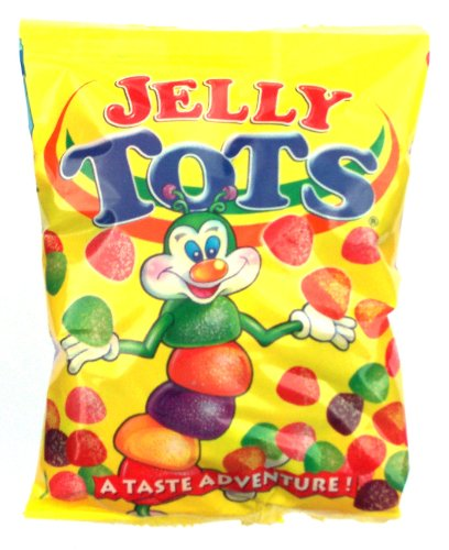 African Food - Beacon Jelly Tots Original 100g