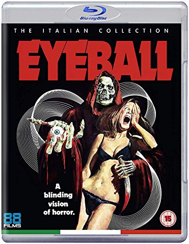 Eyeball single disc [Blu-ray] -