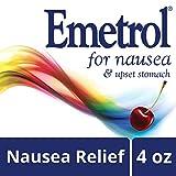 Image of Emetrol Nausea and Upset Stomach Relief Liquid Medication, Cherry - 4 oz Bottle