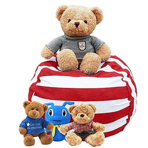 i-baby Bean Bag Chair Fabric Strength Enhanced Stuffed for sale  Delivered anywhere in USA
