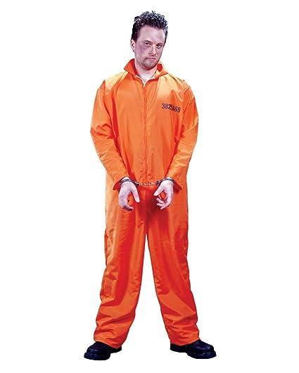 Disfraz Prisionero EE.UU.: Amazon.es: Juguetes y juegos