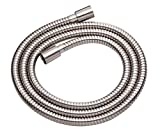 Danze D469020BN 72-Inch All Metal Interlock Shower Hose, Brushed Nickel