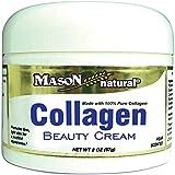 Mason Vitamins Collagen Beauty Cream 100% Pure Collagen Pear Scent, 2 Oz