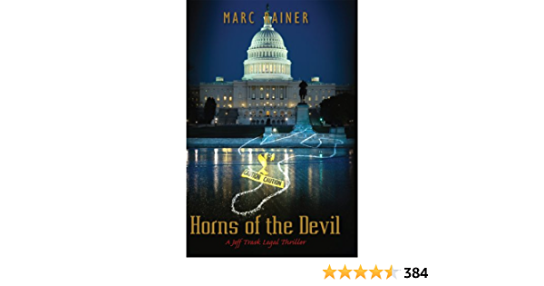 Horns of the Devil: A Jeff Trask Legal Thriller: Book Two in the Jeff Trask Crime Drama series