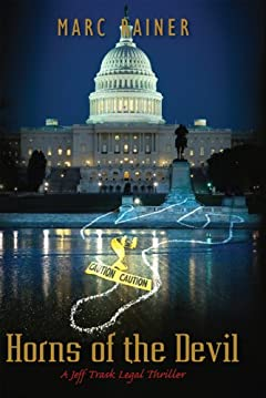 Horns of the Devil: A Jeff Trask Legal Thriller (Jeff Trask crime drama series Book 2)