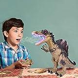 FUN LITTLE TOYS Remote Control Dinosaur for