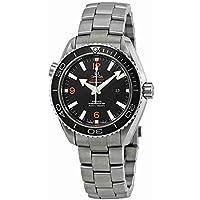 Omega Seamaster Automatic Chronometer Women's Watch (Black)