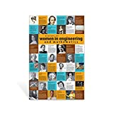 Best History Posters - History of Women in Engineering and Mathematics Poster Review