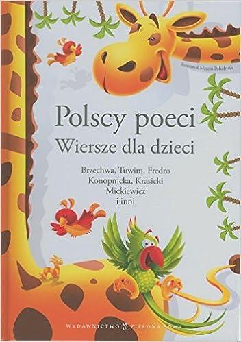 Polscy Poeci Dzieciom Z Zyrafa 9788326506635 Amazoncom Books