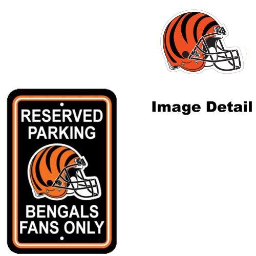 Cincinnati Bengals Nfl Team Logo Home Office Garage Wall Import