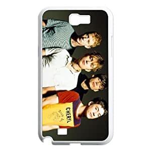 Samsung Galaxy N2 7100 Cell Phone Case Covers White Blur NTUHEPB30797 Cell Phone Cases And Covers