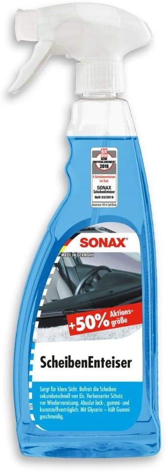 Sonax 03314410 Scheibenenteiser 750 Ml Auto
