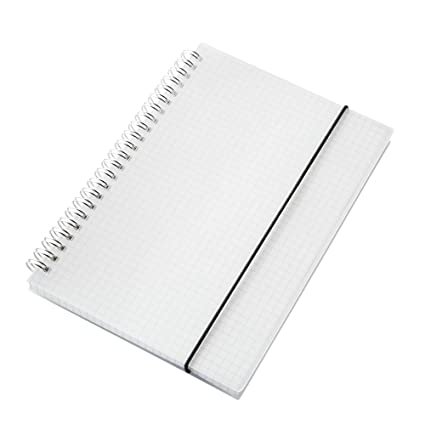 amazon com dahey quad ruled notebook graph paper 8 1 4 x 5 1 2