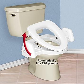Amazon.com: EZ Boost Toilet Seat: Health & Personal Care