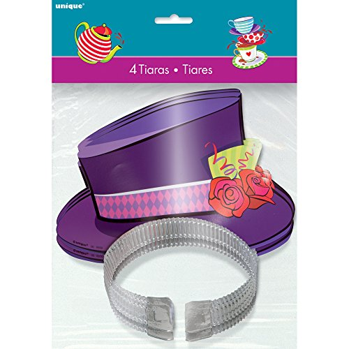 Mad Hatter Tea Party Tiaras