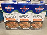 Organic swanson chicken stock (3/32 oz) (pack of 6)