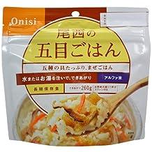 Instant rice Gomoku rice 100g x 5 meals
