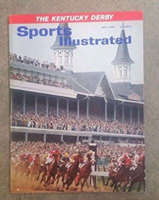 Sports Illustrated Magazine - Kentucky Derby Horseracing No Label Newsstand 1965