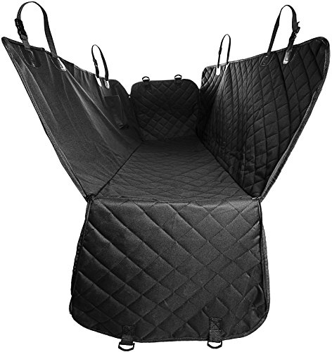 Pet Hammock - Paws & Pals Dog Car Seat Cover 57