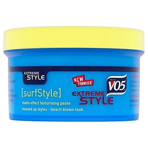 VO5 Extreme Style Surf Style Paste (150ml) - Pack of 6 by VO5