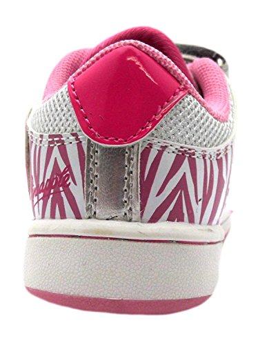 Pineapple  Mia, Baskets mode pour fille Argent argent