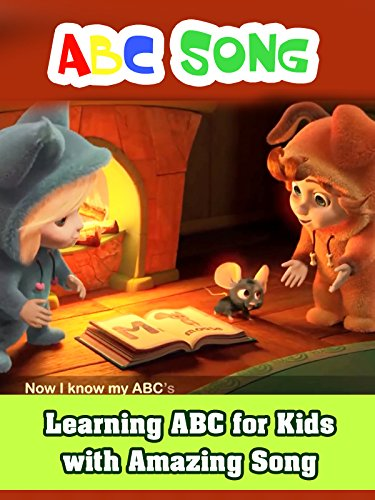 Abc Song   Learning Abc For Kids With Amazing Song