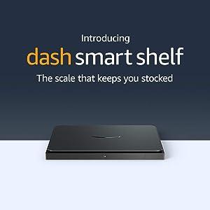 Dash Smart Shelf | Auto-replenishment scale for home and business | Medium