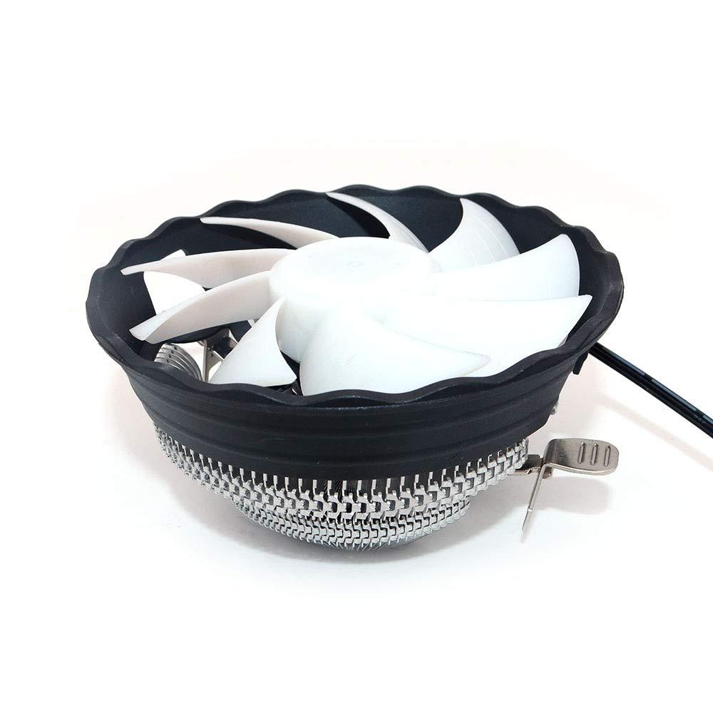 WINGONEER CPU Cooler 12cm Light Quiet Cooling Fan for (5JWK)