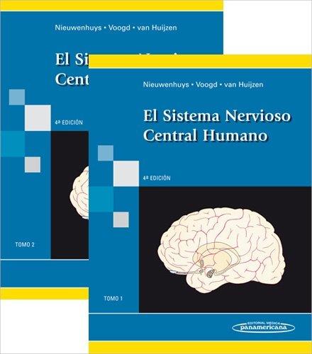 El sistema Nervioso Central Humano: 2: Amazon.es: Nieuwenhuys Rudolf ...